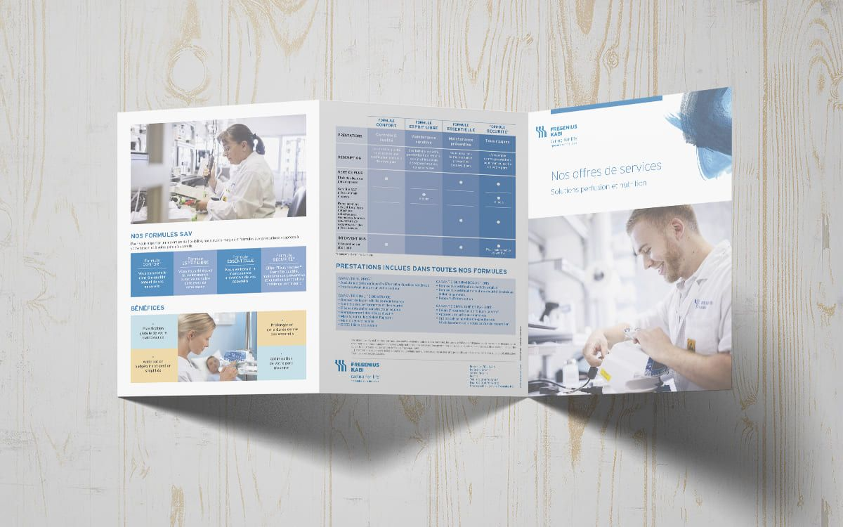 Brochure SAV