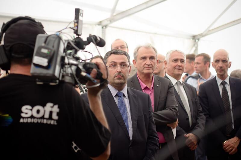 Délocalisation du CAP INFO de Télé Grenoble