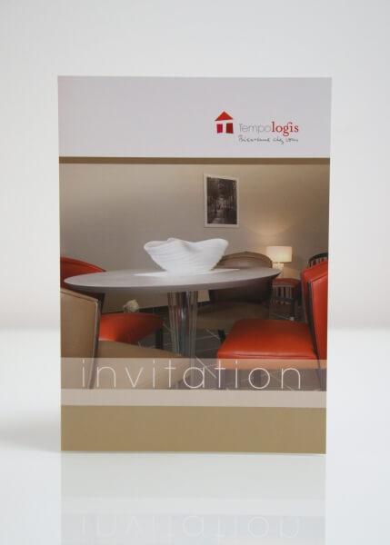 Couverture de l invitation