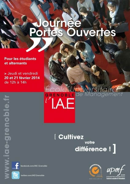 Flyer JPO Formation Initiale
