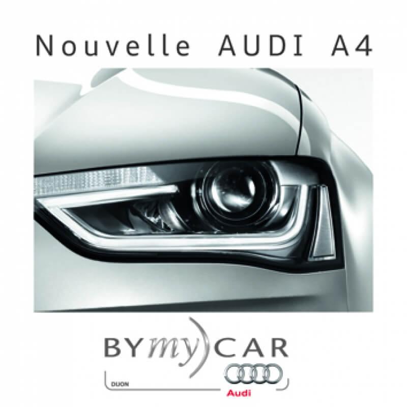 Invitation Audi A4