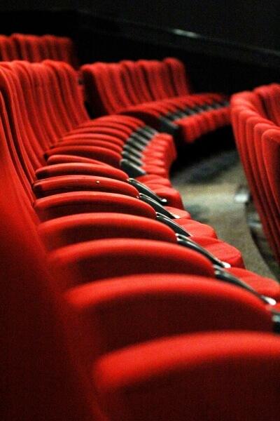 Discours en salle de cinéma